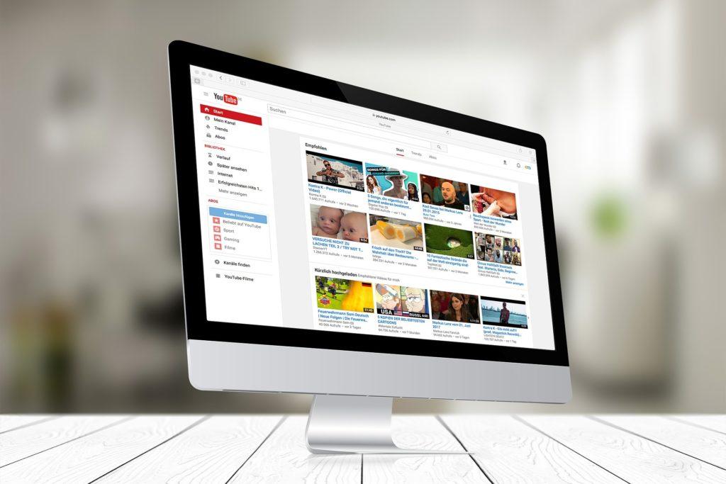 經營Youtube頻道